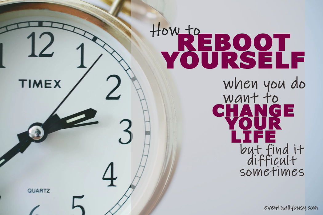 What to do when you get Stuck! Start again!