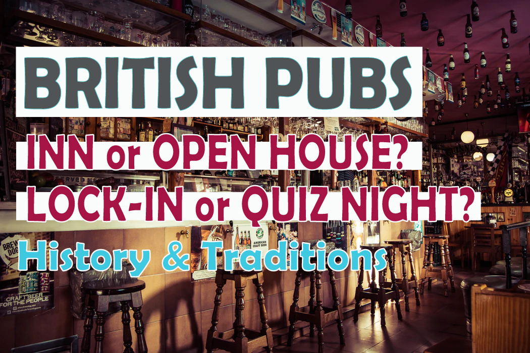 British Pubs – Did You Know?