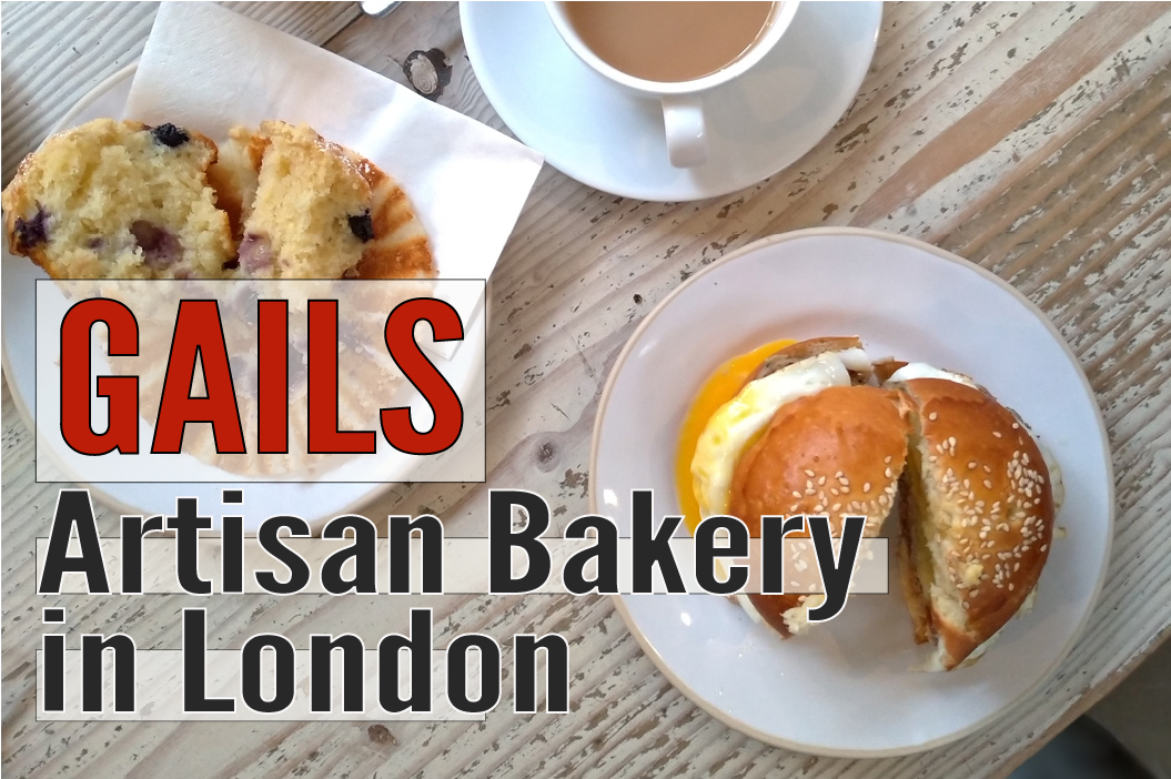 GAILS – Artisan Bakery in London