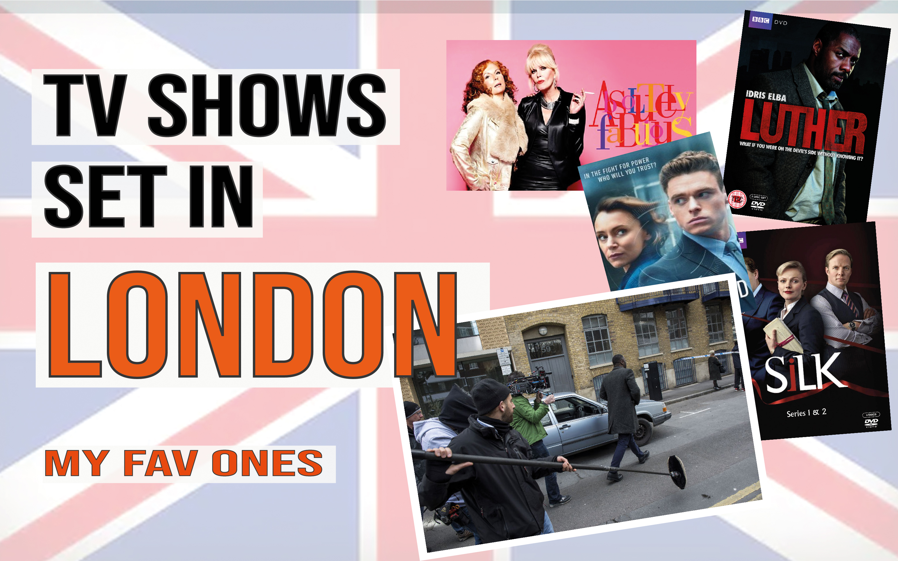 TV Show set in London | My favorite ones