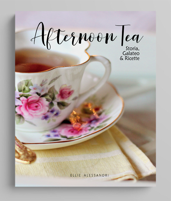 Afternoon Tea Libro