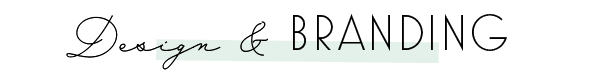 design e branding