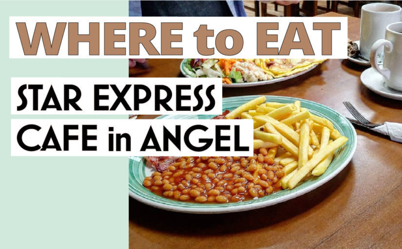 London Local Cafe: Star Express