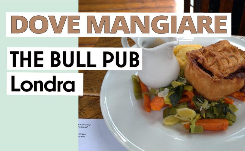 Londra Pub: The Bull