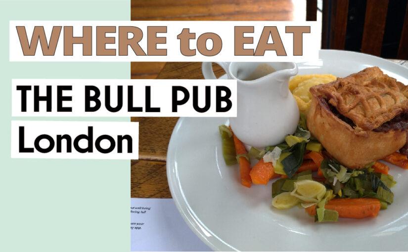 London Pub: The Bull