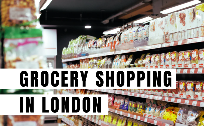 Food Shopping in London
